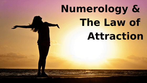 numerology and the law of attraction