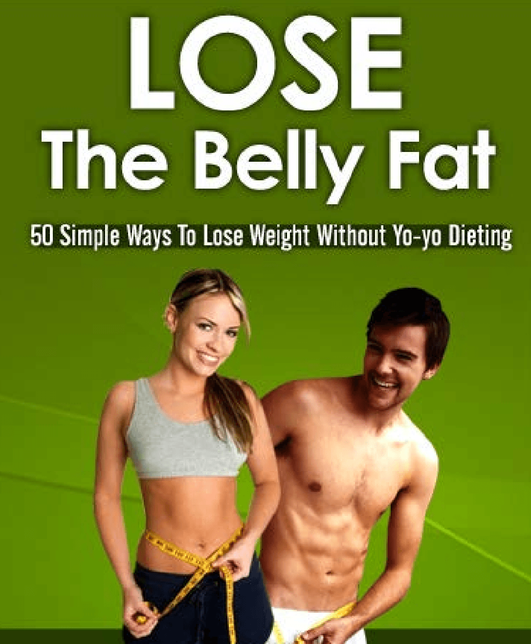 how to lose stomach fat men